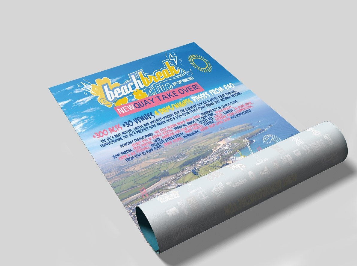 Budget Large Format Posters