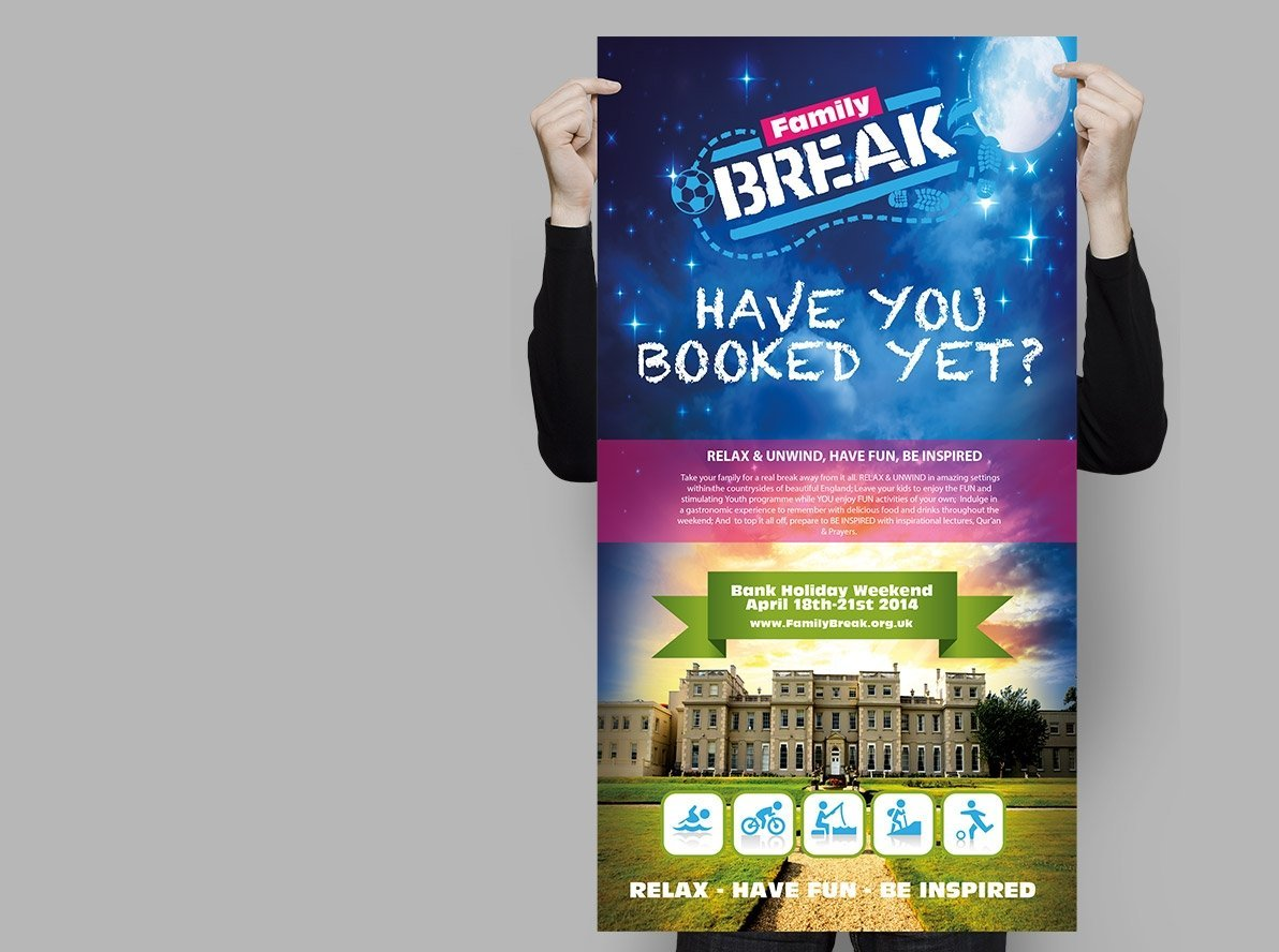 Gloss Large Format Posters