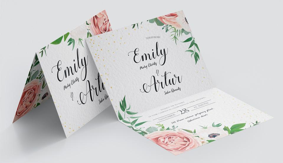 luxury paper range