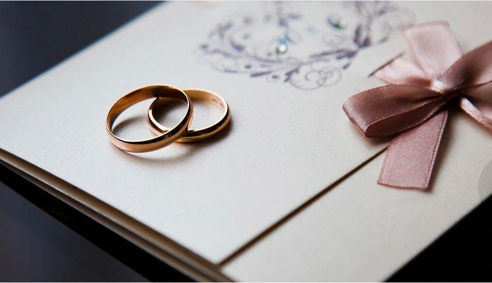 brown kraft wedding invitation printing