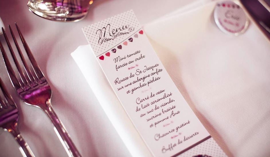 printed brown kraft wedding invitations